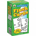 Flashcards Multiplication 0 to 12