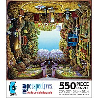 550 Piece New Perspectives