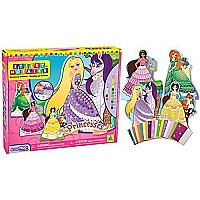 The Orb Factory Sticky Mosaics Princesses Kit