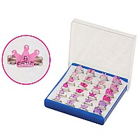 Unicorn Crown B-fly CC Ring Set (24 Pcs)