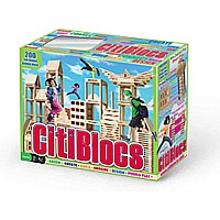 200 Piece Citiblocs set