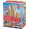 Citiblocs Natural Colors - 200 Pieces