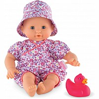 Corolle Mon Premier Bath Floral Bloom Baby Doll