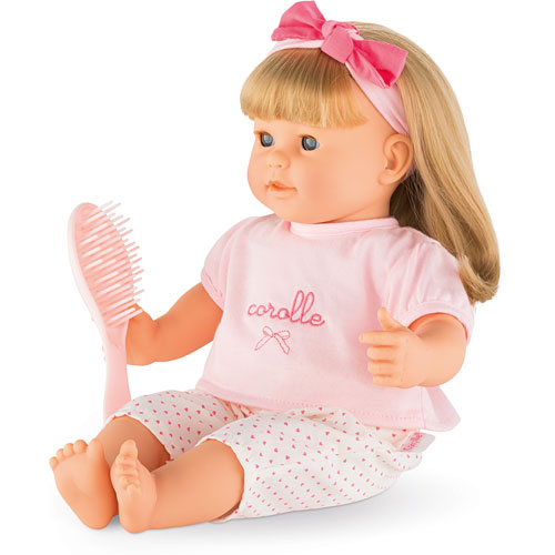 Toy Baby Doll Center : Corolle mon baby classique blondinette doll kid s