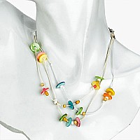 Surfer Girl Beach Beads