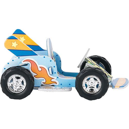 Cardboard Race Cars Mini Kit