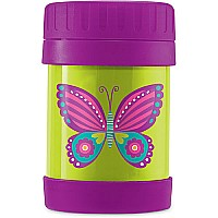 Butterfly Food Jar