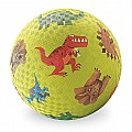 Crocodile Creek Dinosaurs Green Playground Ball 5 inches