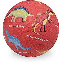 "7"" Playball  Dinosaurs"