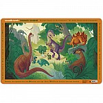 Placemat  Dinosaur Kingdom