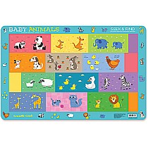 Baby Animals Placemat