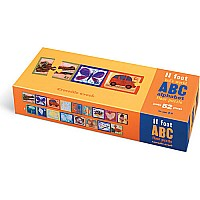 11' Across Room Puzzle  Kid's World ABC
