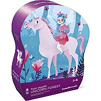Unicorn Forest 36pc Puzzle