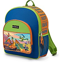 Classic Backpack  Dragon Scene