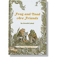 Book Paperback Frog Toad Are Friends