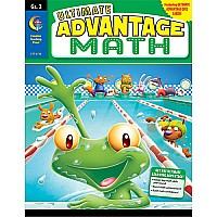 Ultimate Advantage: Math, Gr. 2