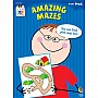 Amazing Mazes Stick Kids Workbook, Grade Prek