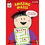 Amazing Mazes Stick Kids Workbook, Grade K