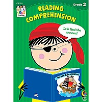 Reading Comprehension Stick Kids Workbook, Grade 2