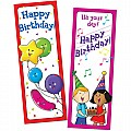 Happy Birthday Bookmarks