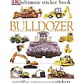 Bulldozer Sticker Book