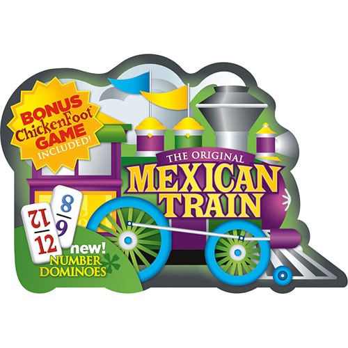 official score pad mexican train