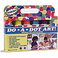 "Dot-Art Markers (6-pk) ""Brilliant"" [Washable]"
