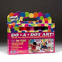 Do A Dot Markers 5-pk Fluorescent