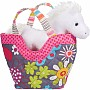 Fly Away-tote with White Horse