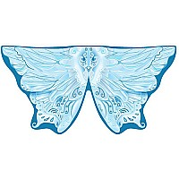 Wings, Fairy, Blue