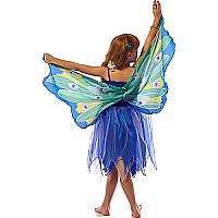 Peacock Wings Dreamy Dress ups