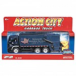 Action City GARBAGERECYCLING Truck
