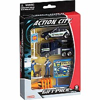 Police DEPT. 10 Piece Gift Set