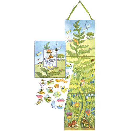 Growing Like A Weed Growth Chart Enchanted Toy Store