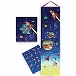 Growth Chart Outer Space