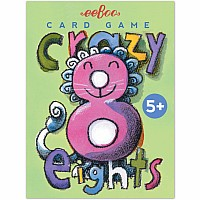 Crazy Eight Playing Cards (2ED)