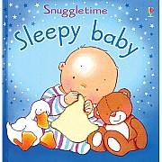 Sleepy Baby Board Book