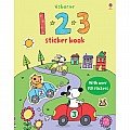 123 Sticker Book