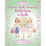 Sticker Dolly Dressing Ballerinas and Dolls CV