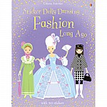 Sticker Dolly Dressing Fashion Long Ago