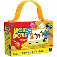 Hot Dots Jr. Cards  Numbers  Counting