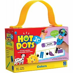 Hot Dots Jr Colors