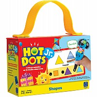 Hot Dots Jr Shapes