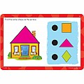 Hot Dots Jr. Cards  Shapes