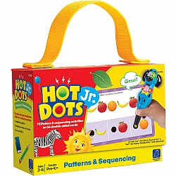 Hot Dots Jr Patterns & Sequencing