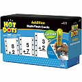 Hot Dots Math Flash Cards  Addition
