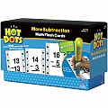 Hot Dots Math Flash Cards  More Subtraction