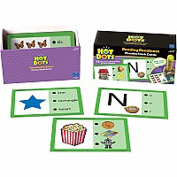 Hot Dots Phonics Flash Cards  Readiness