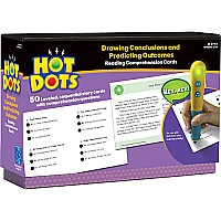 Hot Dots Reading Comprehension  Drawing Conclusions/ Prediction