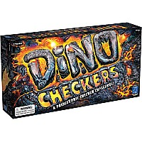 Geosafari Dino Checkers